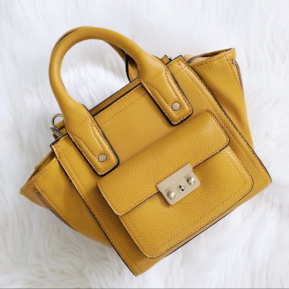 3.1 Phillip Lim for Target Handbags - 3.1 Phillip Lim x Target Yellow Mini Satchel